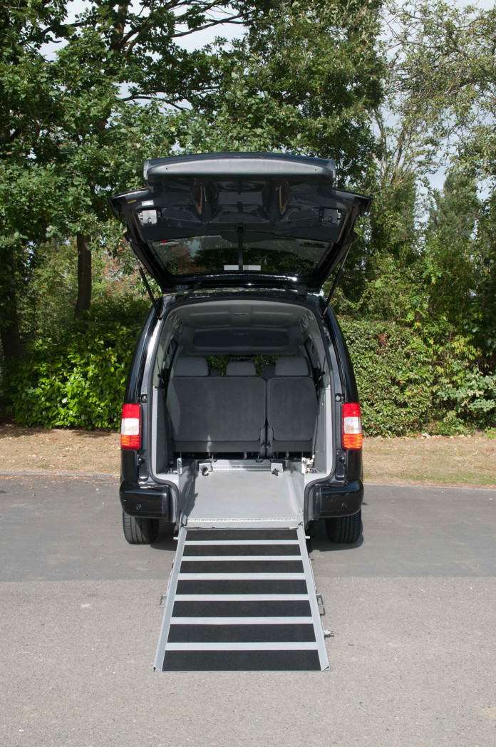 Wheelchair Access - Green's Carriage Masters